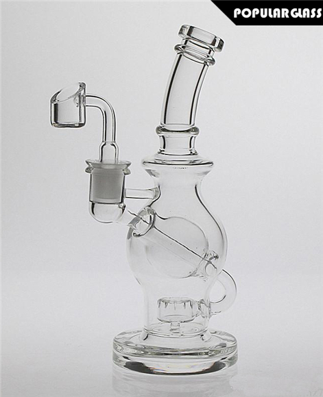 Ball Rig Slits Perc Small Clear