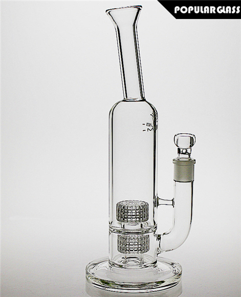 Mobius 60T Stereo Matrix Bongs Clear