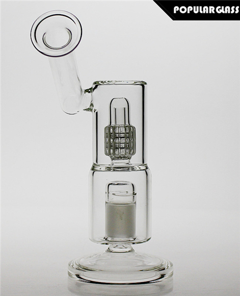 Glass Mouthpiece with Matrix Perc VapeXhale HydraTube With Base
