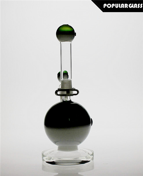 Pokemon Bong  With Diffusion Perc Green