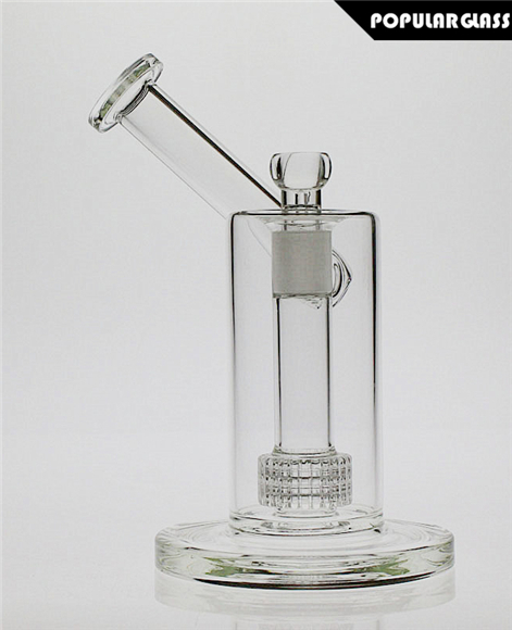 22.5cm Tall Mobius Glass Side Car Mobius Nuc Matrix Glass Bongs Clear Female 18.8mm